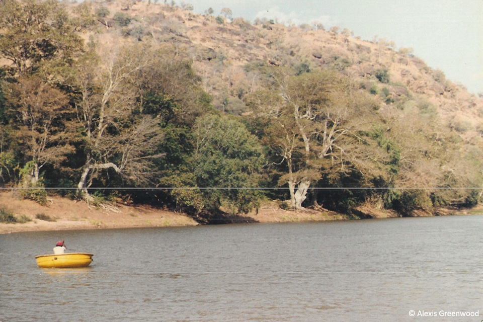 Cauvery Back Then
