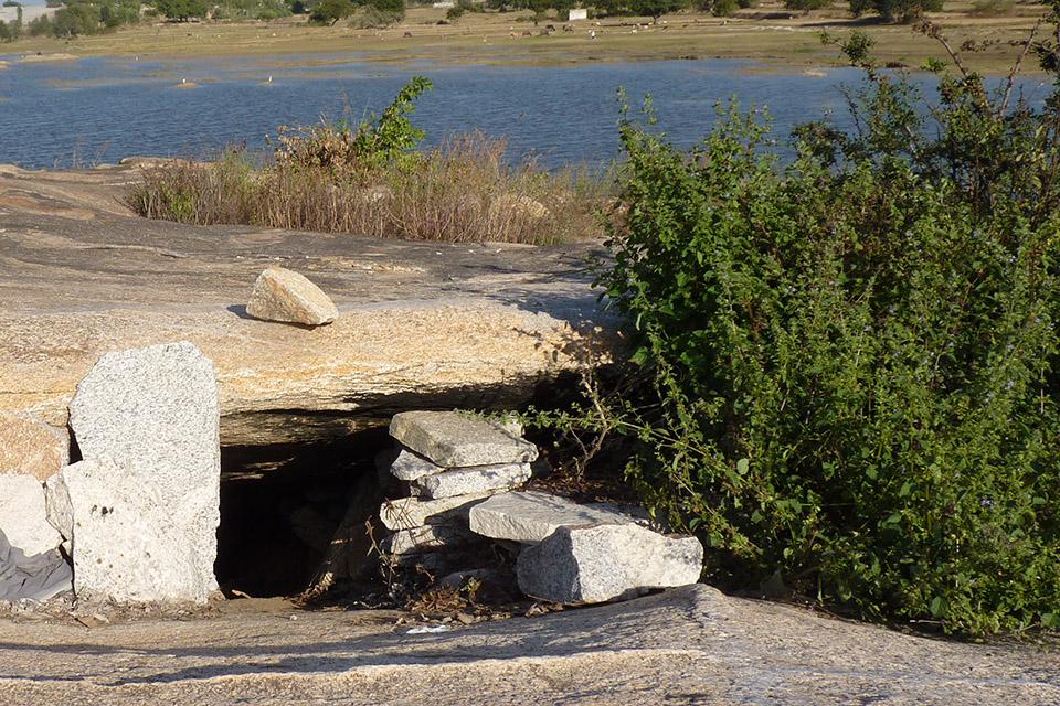 Granite Cave