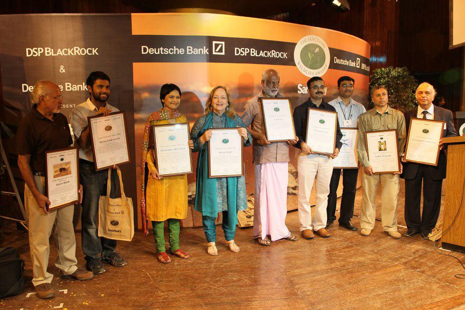 Sanctuary award