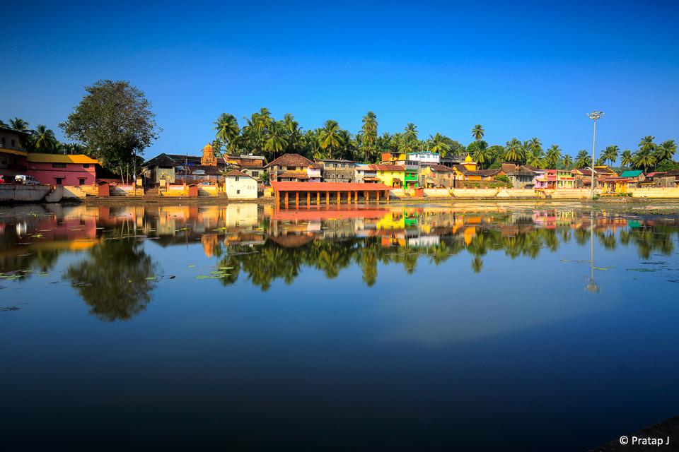 Kotitheertha at Gokarna