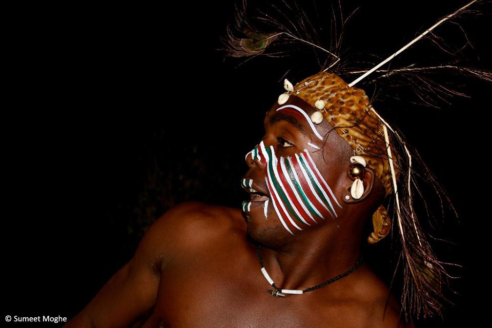 Gir's African Origin Tribals